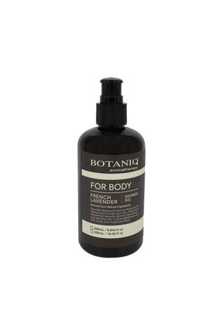 BOTANIQ AROMATHERAPY SHOWER GEL 520 ML