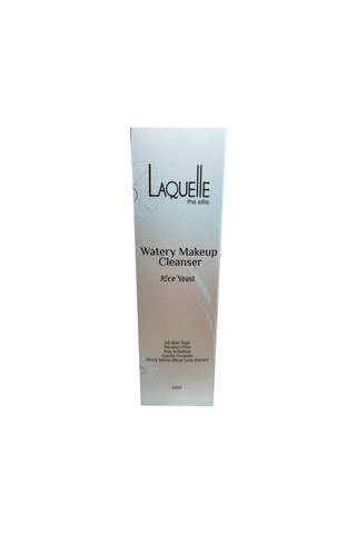 LAQUELLE RICE YEAST WATERY MAKEUP CLEANSER