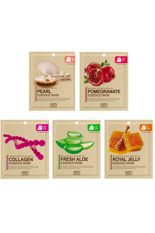 MIJIN COSMETIC ESSENCE MASK 10 PCS