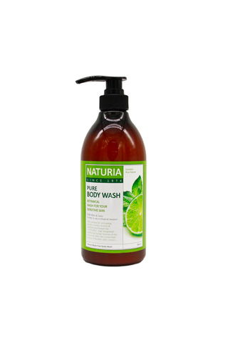 NATURIA PURE BODY WASH 750 ML